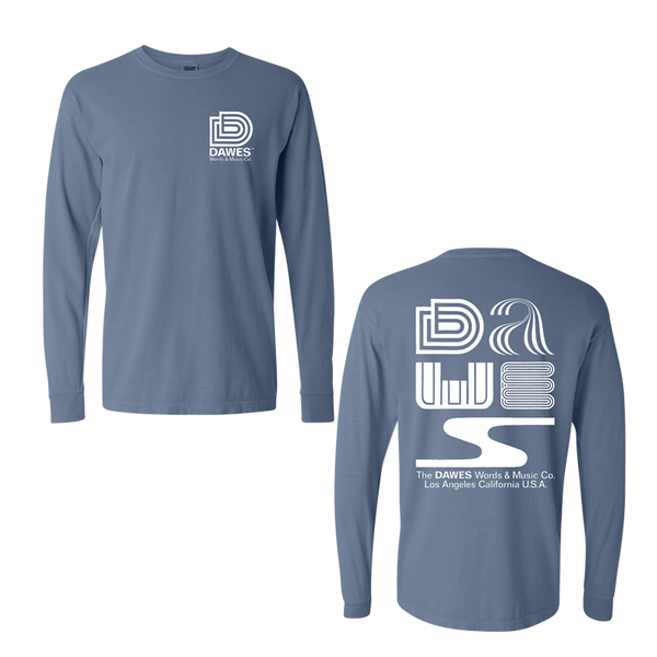 Dawes Words & Music Company Long Sleeve T-shirt