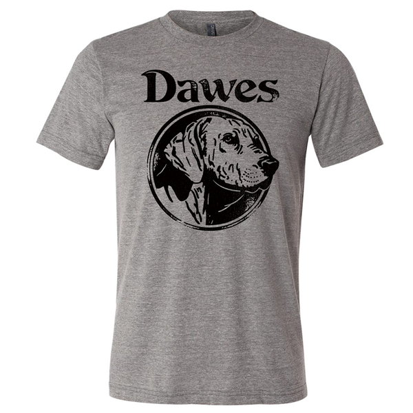 Dog Heather Grey T Shirt