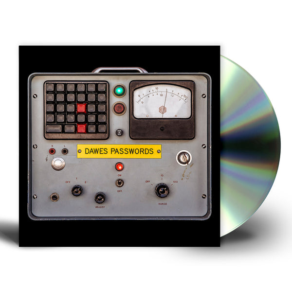 Passwords CD + Digital Album