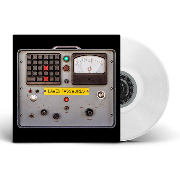 Passwords Clear Vinyl + Digital Album
