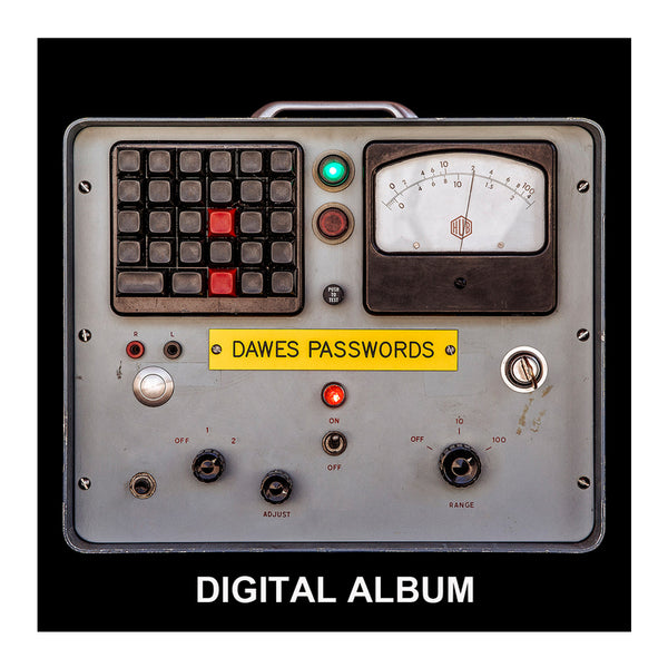 Passwords Digital Album