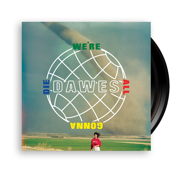 We're All Gonna Die Album On Vinyl