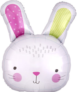 "28"" Hello Bunny Balloon"
