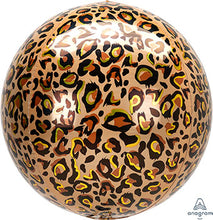 "Load image into Gallery viewer, 16"" ANIMAL PRINT BALLOONS"