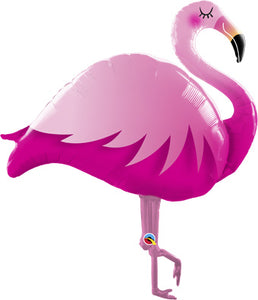 "46"" Large Pink Flamingo Balloon"