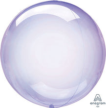 "Load image into Gallery viewer, 18"" CRYSTAL CLEARZ BALLOONS"