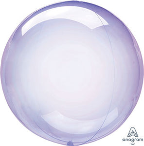"18"" CRYSTAL CLEARZ BALLOONS"