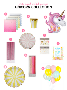Magical Unicorn Party Box