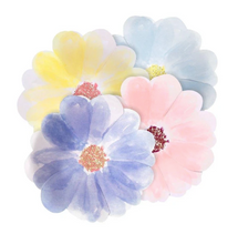 Load image into Gallery viewer, Meri Meri Flower Garden Small Plates
