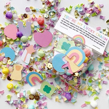 Load image into Gallery viewer, PRE-ORDER You Are My Lucky Charm MINI Confetti Mix
