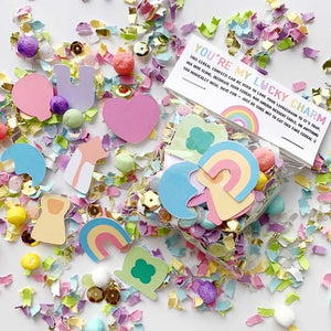 PRE-ORDER You Are My Lucky Charm MINI Confetti Mix