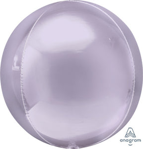 "16"" ORBZ PASTEL LILAC BALLOON"