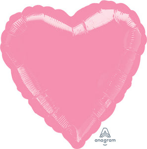 "18"" Pink Heart Balloon"