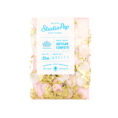 Princess Mini Artisan Confetti Pack