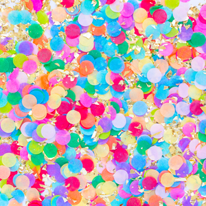 Rainbow Mini Artisan Confetti Pack