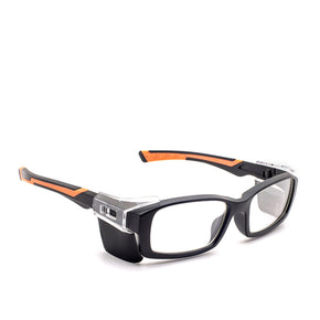DM-17011 Lead Glasses with Removable Side Shields - Deutsch Medical
