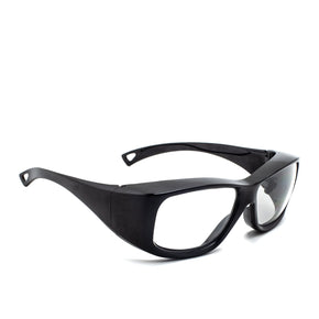 DM-39 Wraparound Lead Glasses with Side Shields