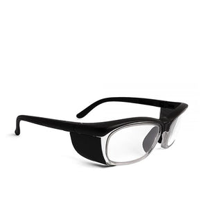 DM-17007A Lead Glasses with Side Shields - Deutsch Medical