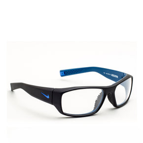Nike Brazen Lead Glasses in Black Blue