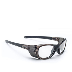 DM-Q100 Lead Glasses with Side Shields - Deutsch Medical