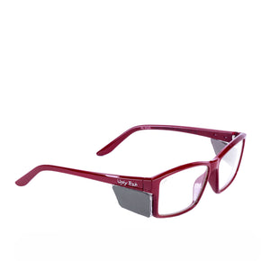 Hipster Twister Lead Glasses with Side Shields - Deutsch Medical