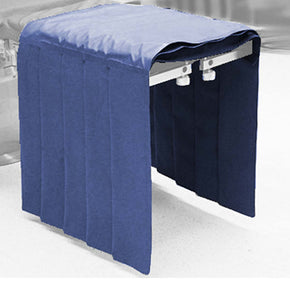 Table Cover Shield for Side Protection - Deutsch Medical