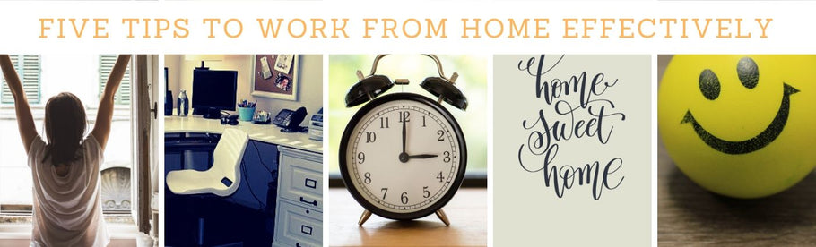 Five Tips To Mindfully Work From Home Amidst The Corona Virus Outbreak