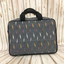 Load image into Gallery viewer, Ikat Grey bag