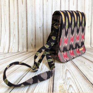 Multicolor Sling Bag