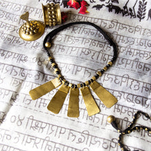 Load image into Gallery viewer, Dokra Long Pendants Neckpiece