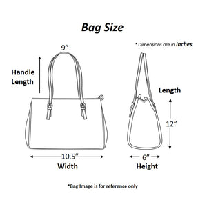 Chanchal Handbag Dimension