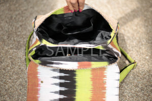 Ikat Office Bag