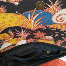 Load image into Gallery viewer, Kalamkari Colourful Clutch