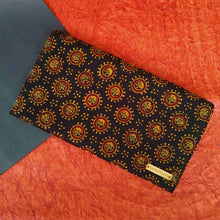 Load image into Gallery viewer, Ajrakh Clutch Chanchal Handmade