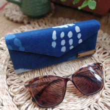 Load image into Gallery viewer, Indigo Hast Shade Case Chanchal Neela Collection