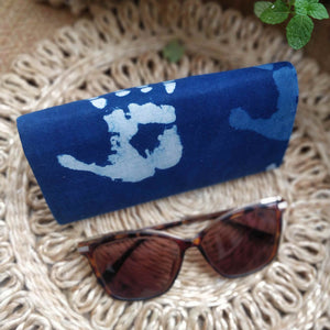 Indigo Hast Shade Case Chanchal Neela Collection