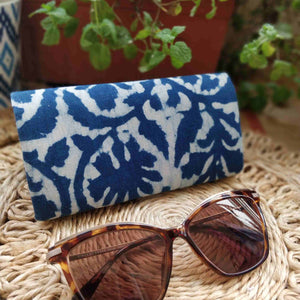 Indigo Shade Case Chanchal Neela Collection