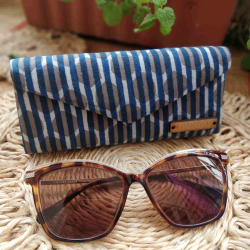 Dabu Stripes Shade Case Chanchal