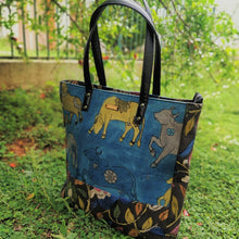 Load image into Gallery viewer, Neelambari Tote Bag