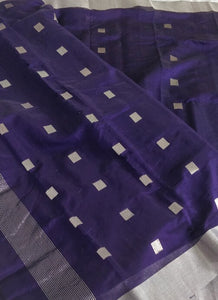 Silk Chanderi Saree Sari handloom Chanchal Bringing Art to Life Weavers Made in India