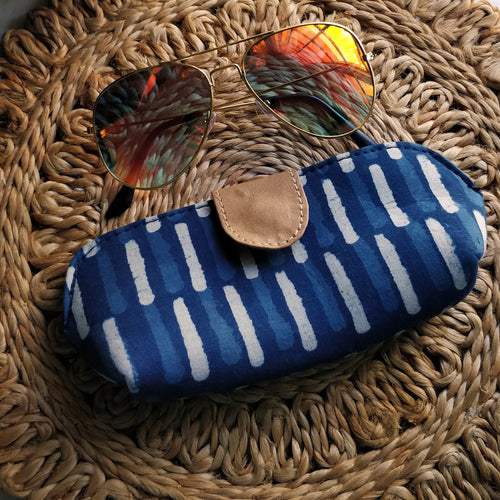 blue cases sunglass cases red cases trendy sunglass cover classy cover cruelty free pouches pouches block print cover aesthetic cover handmade cover handicraft covers handicraft pouches cotton cover chanchal student cover spectacle cover spectacle pouch vintage pouch