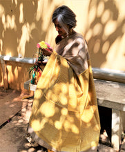 Load image into Gallery viewer, Tussar Silk Saree chanchal handwoven bhagalpuri Indian Sari