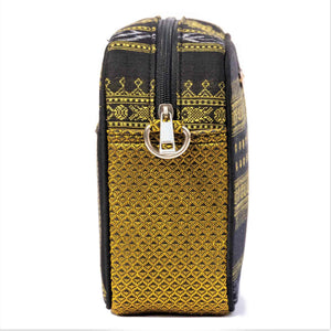 Ikat Khana Box Sling Bag