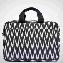 Load image into Gallery viewer, Chanchal ikat Laptop bags