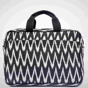 Chanchal ikat Laptop bags