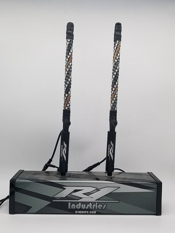"R1 Whips : 18"" Wildcat Extreme Whips (Pair) Bluetooth"