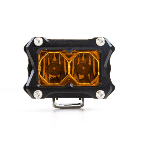 HERETIC STUDIO 6 SERIES LIGHT BAR - BA-2 [AMBER LENS]