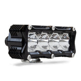 HERETIC 6 SERIES LIGHT BAR - BA-4 [CLEAR LENS]