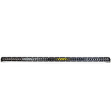 Heretic Studio : 6-SERIES BILLET LED LIGHT BAR - 50 INCH CLEAR LENS