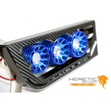 Heretic Studio : Billet Headlights for Polaris RZR XP 1000 / XP TURBO / 900S